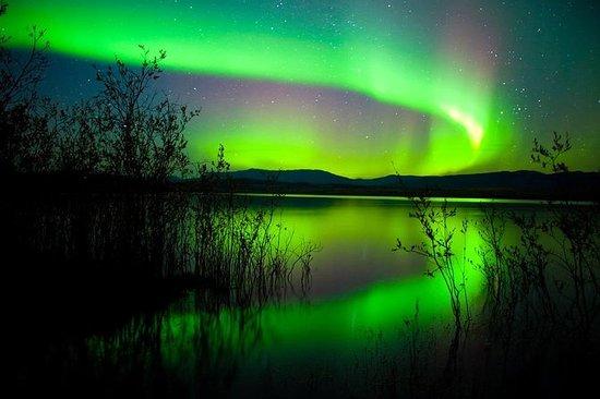 Tour des aurores boréales de 4 jours...