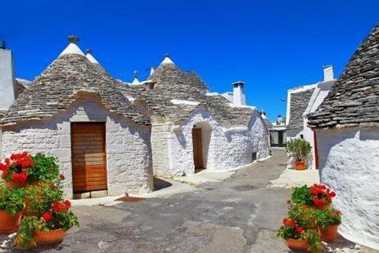 Tour Privado: Trulli de Alberobello...