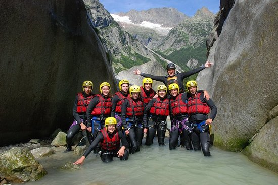 Grimsel Canyoning Experience from...