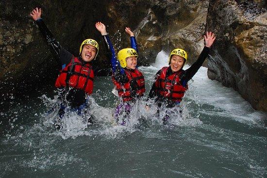 Swiss Alps Beginner Canyoning...