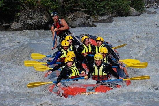 Lütschine River White-Water Rafting...