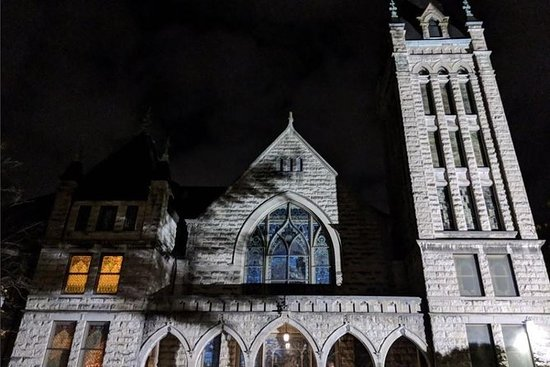 Asheville Ghost Walking Tour e