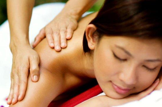 90 minute Relaxing Jet Lag Massage...