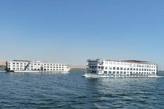 4-Nights, 5-Star Nile Cruise fra...