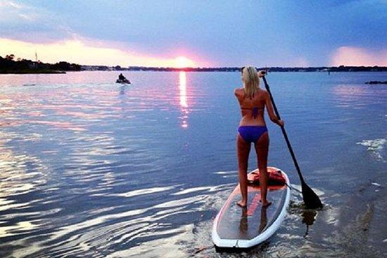 Excursion en stand-up paddle au...
