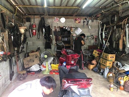 Vanessa's Motorbike Hire