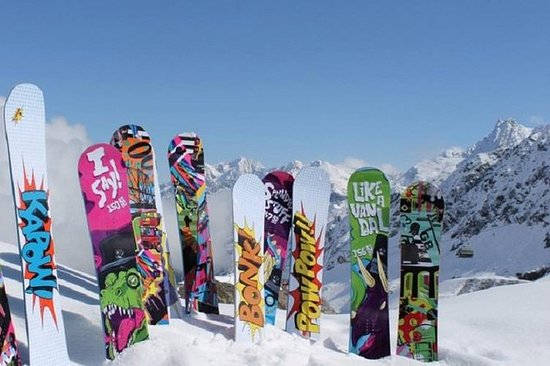 Mammoth Mountain Premium Snowboard...