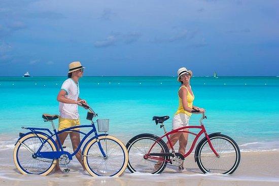 Alquiler de bicicletas en el centro...