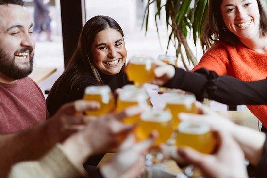 Cervejaria artesanal de Montreal e...
