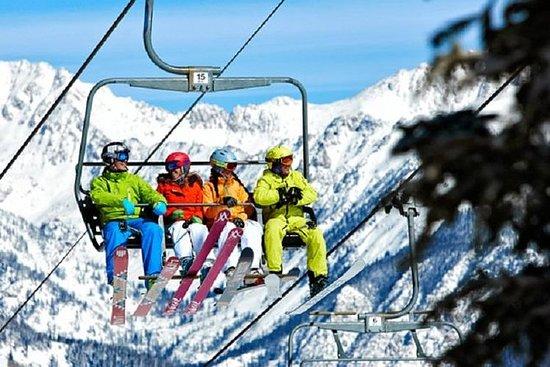 North Lake Tahoe Premium Ski Rental Including Delivery