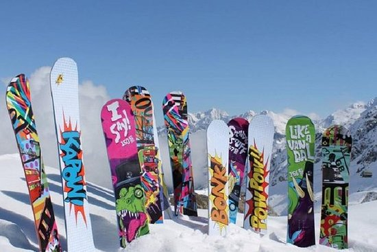 Breckenridge Sport Snowboard ...