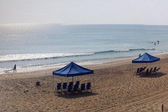 Beach Cabana Set Up and Take Down...