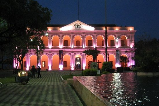 Private Tour: Asuncion at Night with...