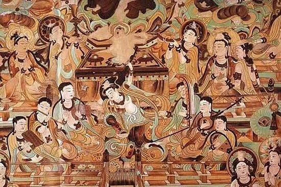 Il tour privato di Buddhism Art con