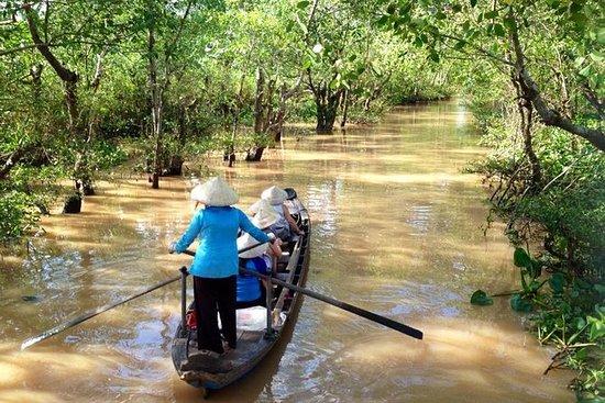 私人全日愉快经典我的Tho  - 来自胡志明市的Ben Tre和湄公河三角洲