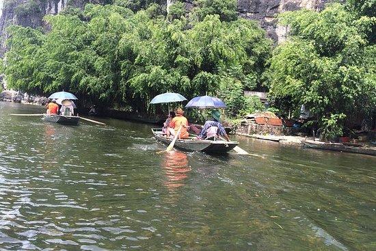 Hoa Lu - Tam Coc privétour hele dag ...