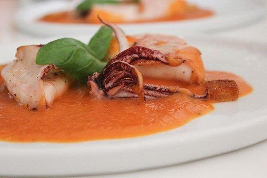 Cocina gourmet de inspiración belga...