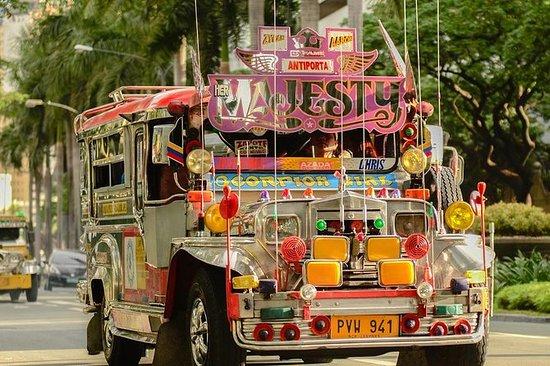 Tour privato della città di Manila di