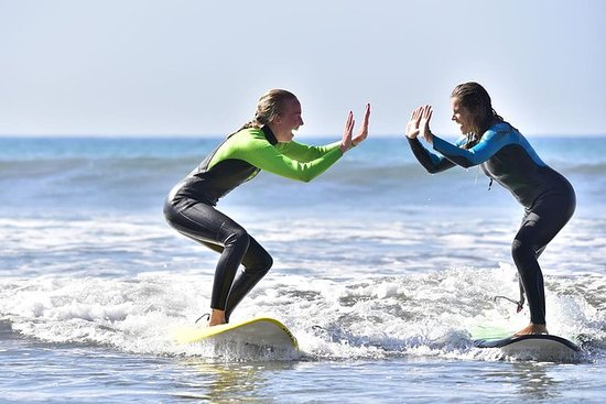 Surfing Course for Beginners in...