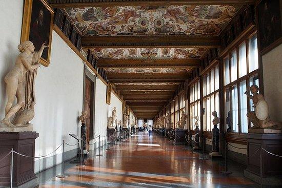 Visita a la Galería de los Uffizi con...