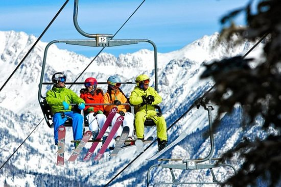 Telluride Performance Ski Rental Inkludert Levering