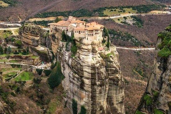 4日間の古典ギリシャのプライベートツアーでギリシャの美しさを満喫する