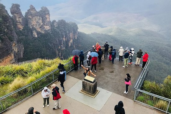 Tour guiado privado: Blue Mountains e...