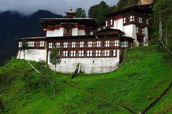 6晚不丹私人徒步旅行