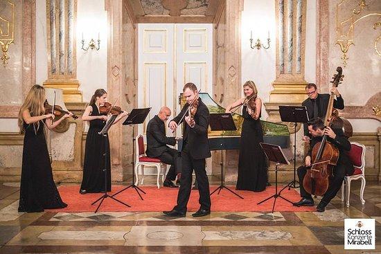 Salzburg: Mirabell Palace Klassisk...