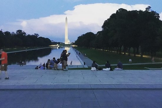 D.C National Mall Walking Tour