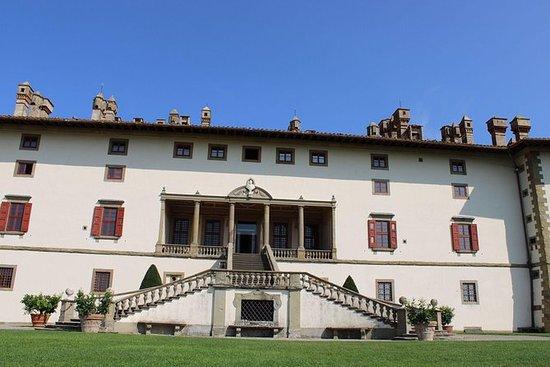 Medici Villen Landschaft