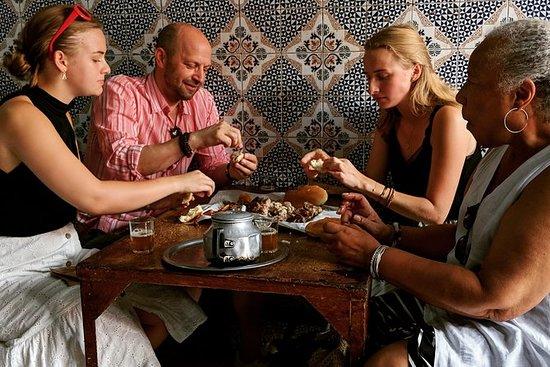马拉喀什:吃和对待