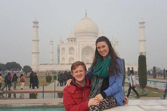来自德里的私人泰姬陵日出阿格拉一日游