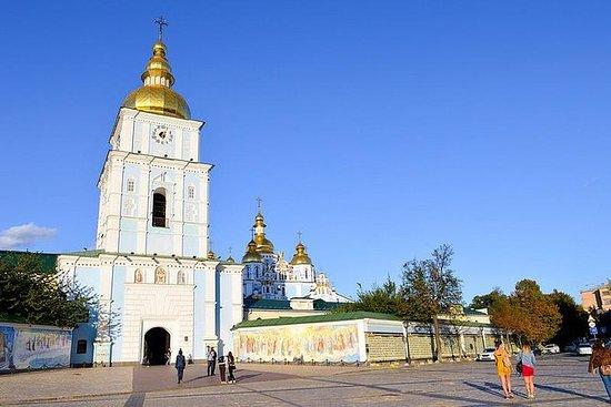 Kyiv-Lviv:7天的自助遊,臥舖列車體驗等等