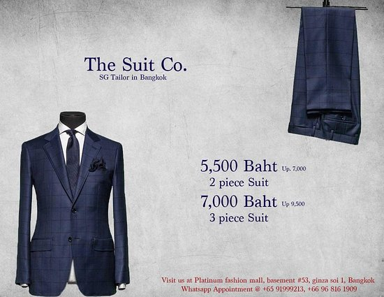The Suit Co.