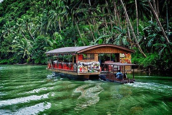 Tour privado de un día a Cebú Bohol