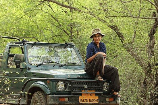 Private Sawai Madhopur Jeep Driver...