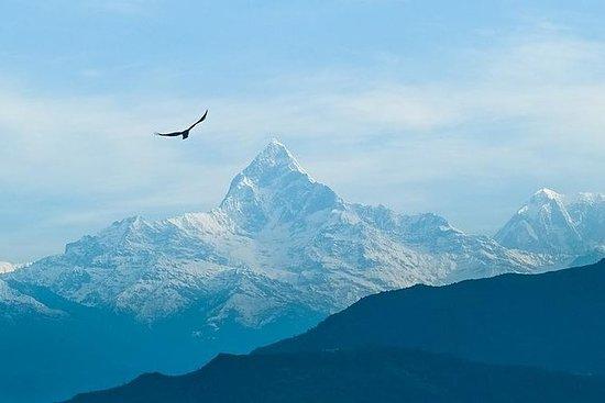 Privat halvdag Pokhara sightseeing