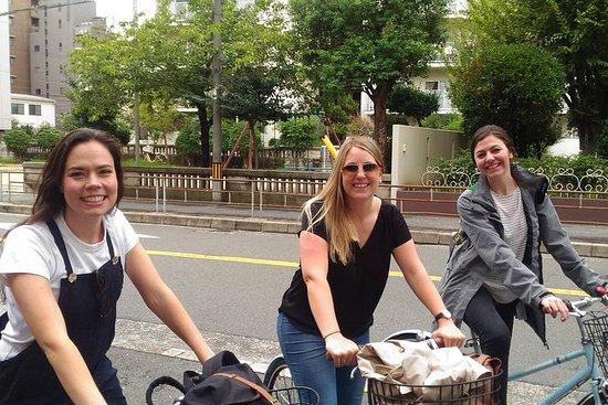 秘密东京都骑自行车冒险