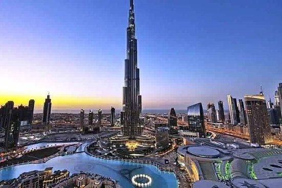 Burj Khalifa Observationsdäck