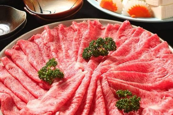 Charterbil fra Kyoto! Omi-Beef...
