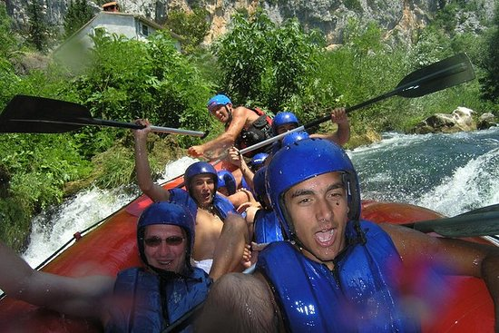 Rafting Bruno