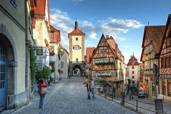 Excursión de un día a Rothenburg...