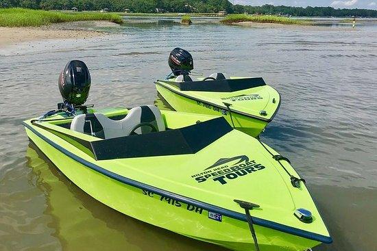 Hilton Head Speedboat Tours