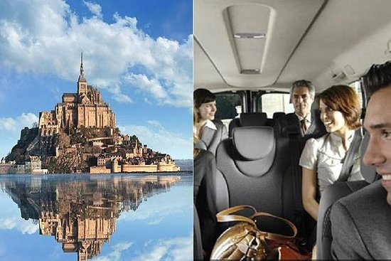 Mont St Michel Guided Day Tour fra...