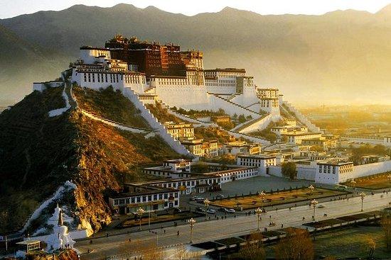 Lhasa - Tibet 5 dagstur