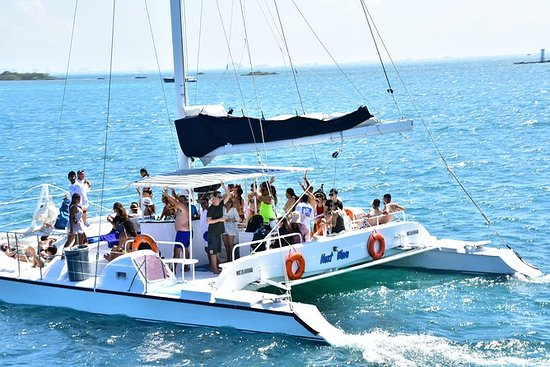 Catamaran Adventure All Inclusive