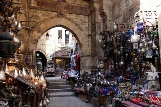 Visite du Caire au musée égyptien, à...