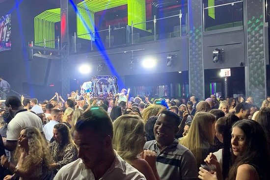 VIP LIV Nightclub Party Deal