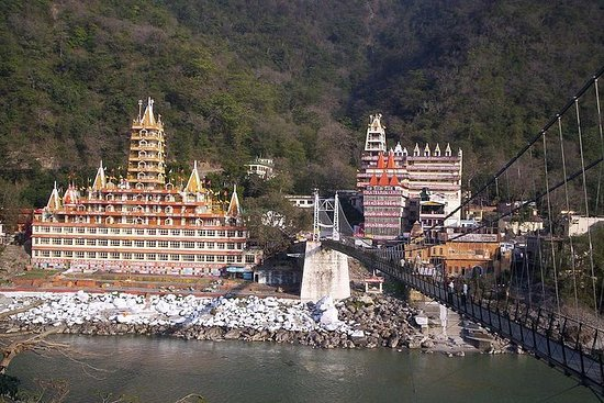Tour privato di Rishikesh